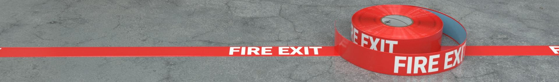 Emergency Egress Inline Tape
