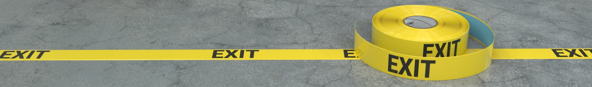 Exit and Entry Inline Tape