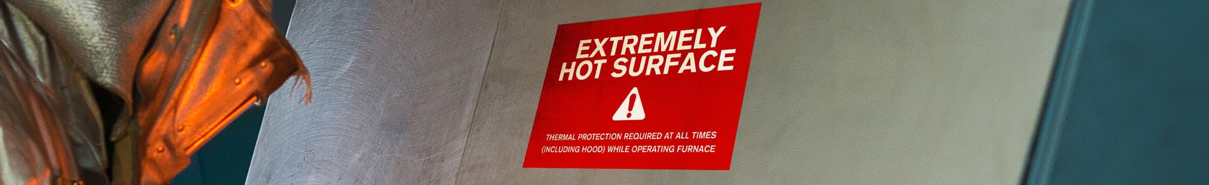 LabelTac Temperature Resistant Labels