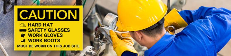 Multi-Hazard PPE Labels