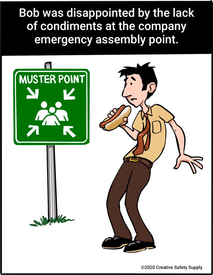 Muster Point Panel