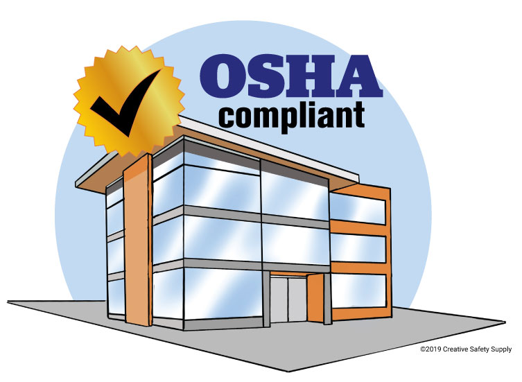 What Does It Mean To Be Osha Compliant Creative Safety Supply