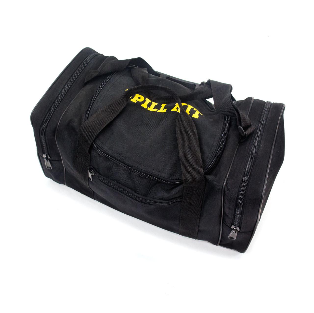 Universal Black Duffle Spill Kit