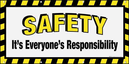 Safety Banner Creative Safety Supply