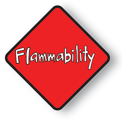 NFPA Diamond Flammability