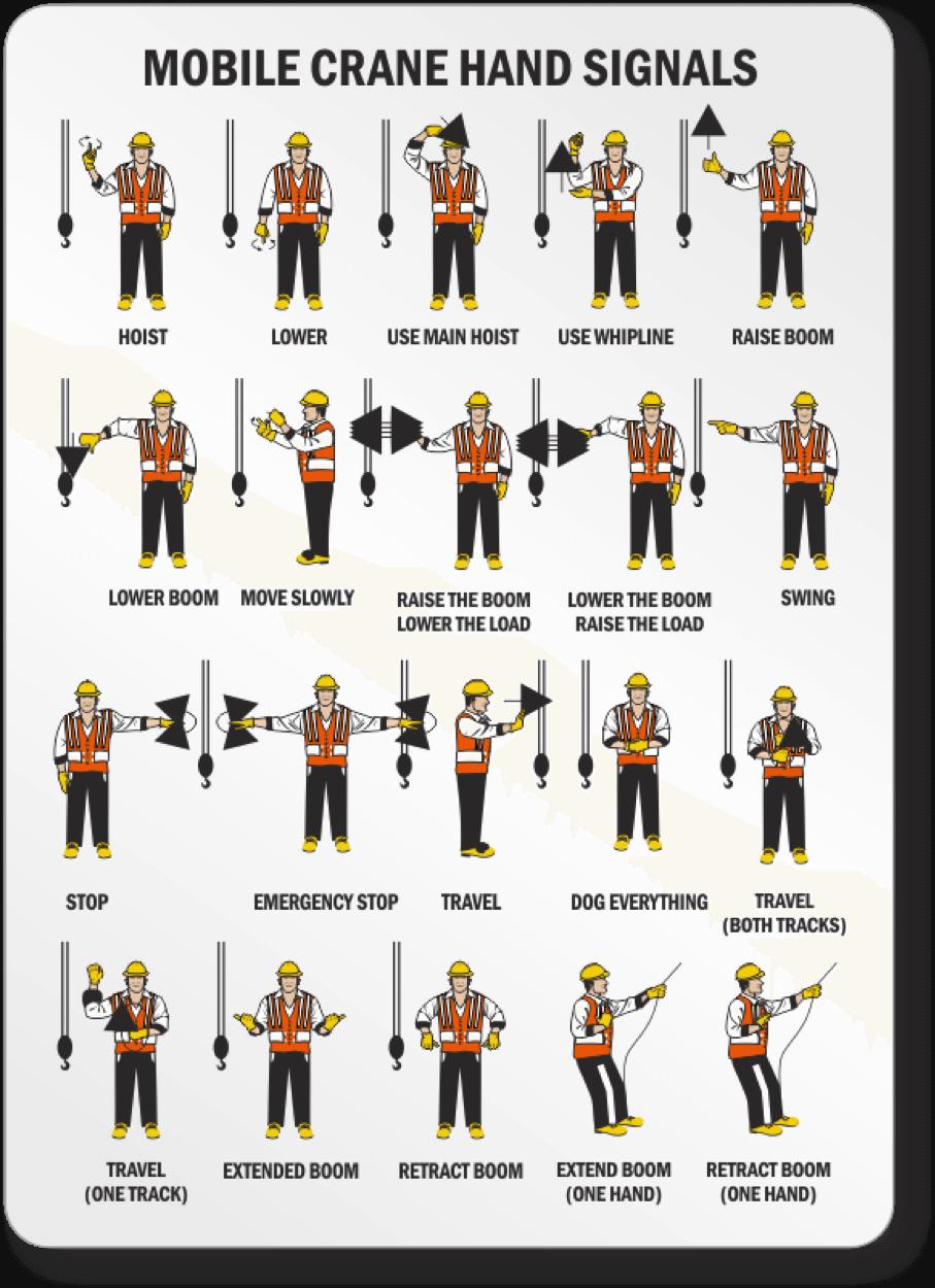 Crane Safety | Creative Safety Supply