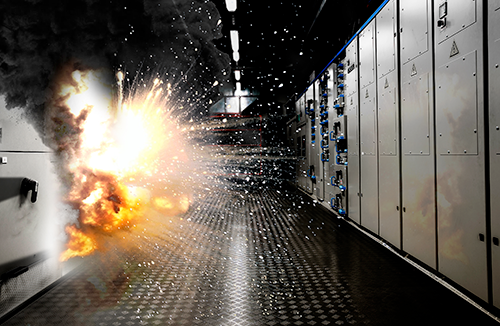 Arc Flash Dangers