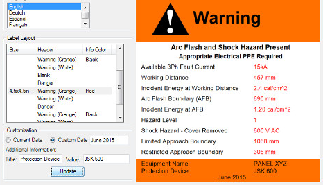 Arc Flash Software helps improve Arc Flash Safety
