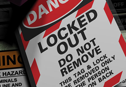 Typical Lockout Tagout Procedures