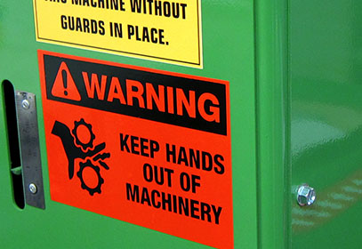 OSHA 1910.145 Warning Signs and Tags
