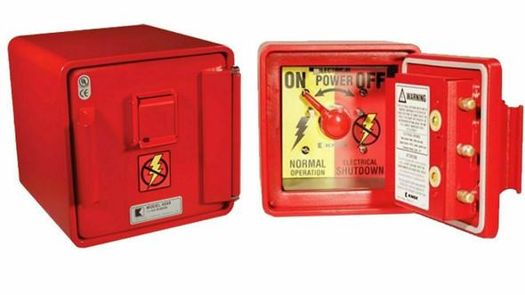 Remote Power Box™-South Adams Co FPD
