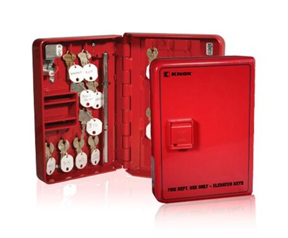 1403- Red Elevator Box