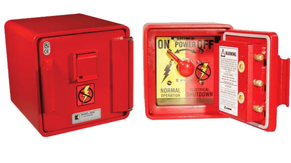 Knox Remote Power Box™- Arvada FPD