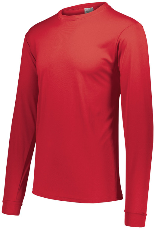 Adult Wicking Long Sleeve T-Shirt