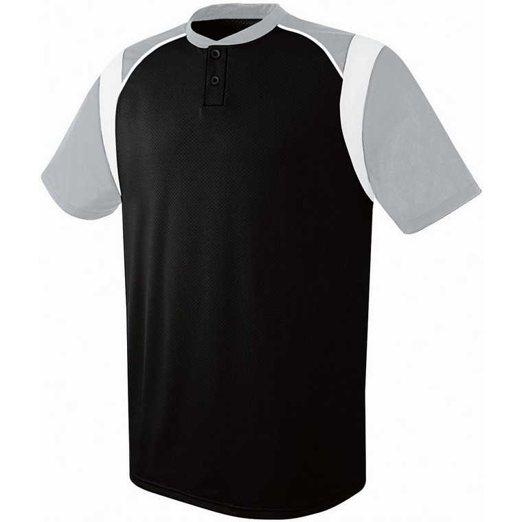 Wildcard Two-Button Jersey
