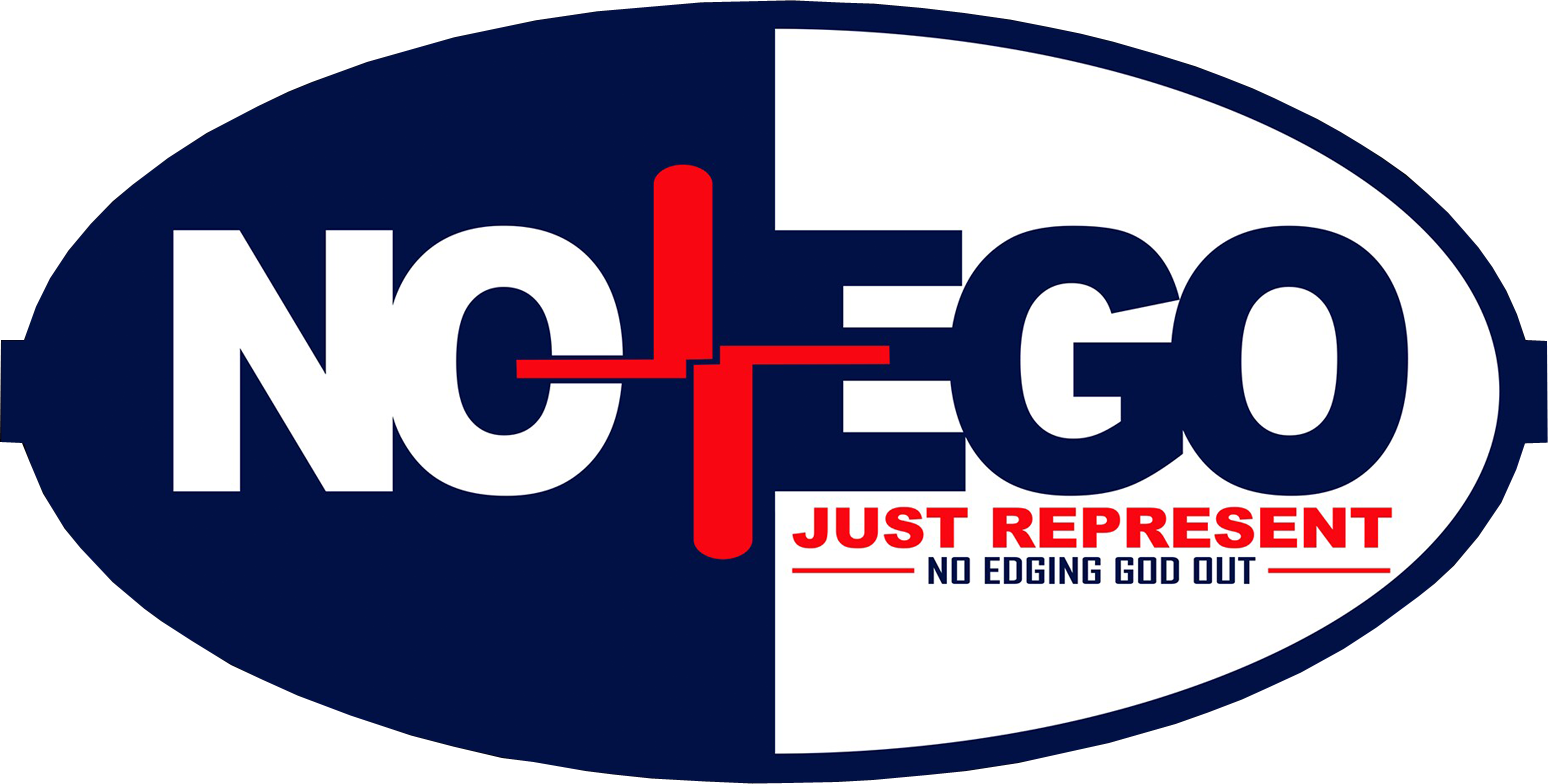 No EGO-- Inspirational Casual Wear & Accessories for the Believer!!
