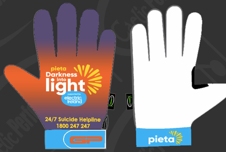 1 Pair Pieta House Gloves