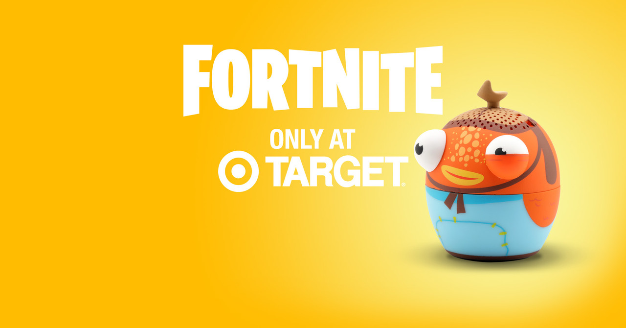 Exclusive Target Fortnite Bitty Boomer