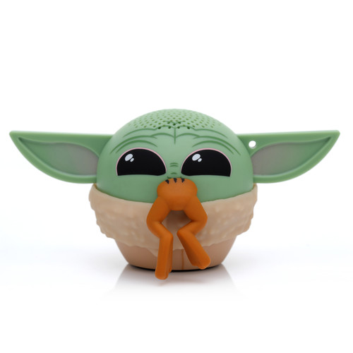 The Mandalorian Grogu with Snack