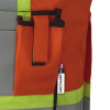 Orange - 7732 Pioneer FR-Tech™ Flame Resistant Rated Surveyor's Safety Vest | Safetywear.ca