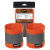 "140A HI-VIZ 4"" Adjustable Reflective Arm Bands (Pair) | Safetywear.ca"