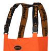 "Pioneer 5053 ""The Rock"" Oxford Poly Insulated Bib Pants - Hi-Viz Orange   Safetywear.ca"
