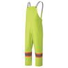 Safety Yellow - 5609 Tough 150D Oxford Poly/PVC Waterproof Suit
