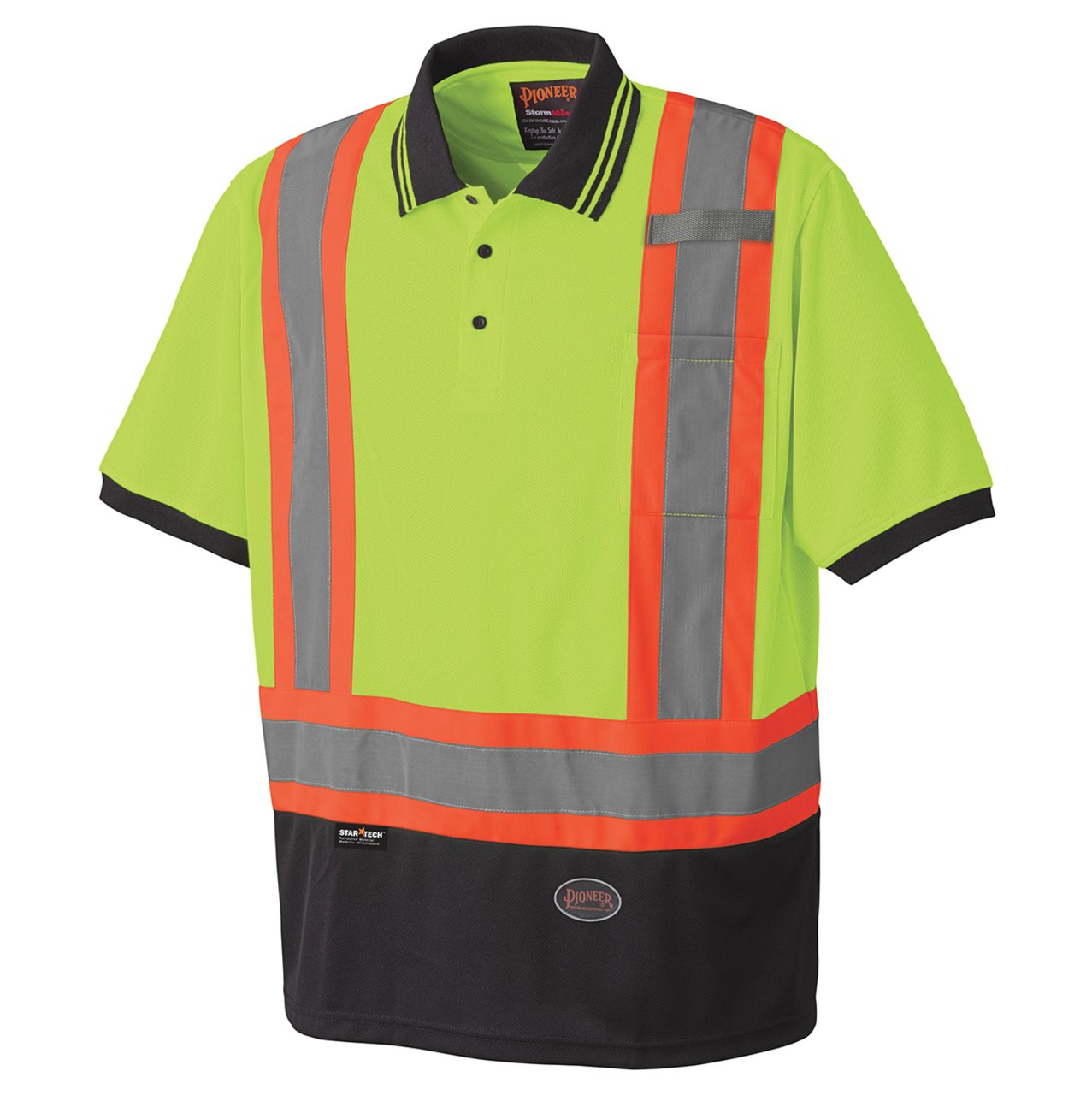 6987 Birdseye Safety Polo Shirt Safetywear