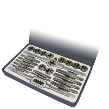 ITD-24 24 PC S.A.E. Tap and Die Set