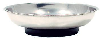 """IMPT-6 6"""" Round Magnetic Parts Tray"""