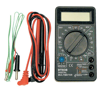 IDMM-100 3-1/2 Digit Digital LCD Multimeter