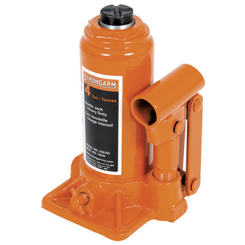 304A 4 Ton Bottle Jack - Heavy Duty