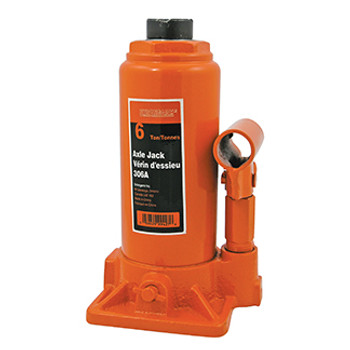 306A 6 Ton Bottle Jack - Heavy Duty