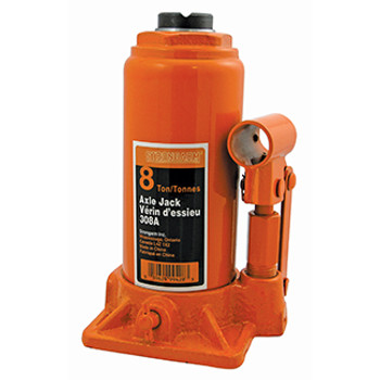 308A 8 Ton Bottle Jack - Heavy Duty