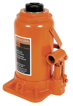 320A 20 Ton Bottle Jack - Heavy Duty