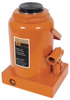 350A 50 Ton Bottle Jack - Heavy Duty