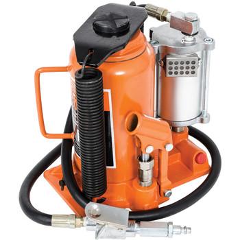 385SHD 20 Ton Air/Hydraulic Bottle Jack - Super Heavy Duty