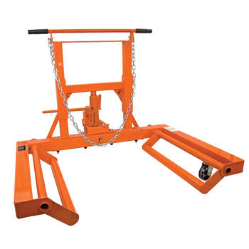 224 1,500 Lbs Wheel Dolly - Heavy Duty