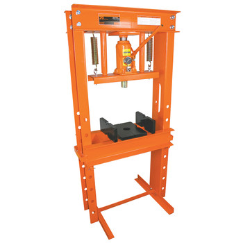 120A 20 Ton Shop Press - Heavy Duty