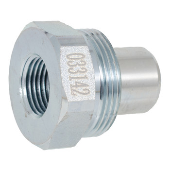 "QC201M 3/8"" High Flow Male Quick Coupler"