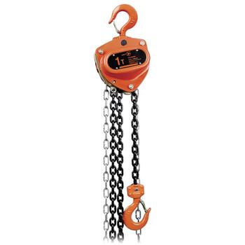 KCH-1010L 1 Ton KCH Series Chain Hoist with Overload Protection - Heavy Duty