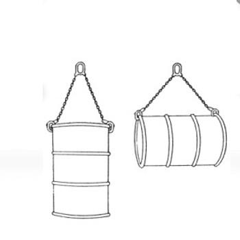 SDL-100 1 Ton SUMO® Series Drum Lifting Clamp