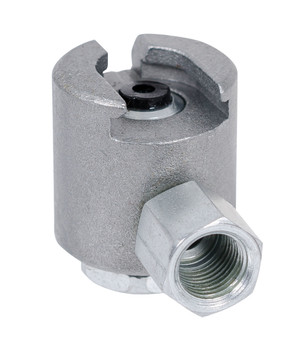 """JBHC-78 Button Head Grease Coupler for 7/8"""" Fittings - Heavy Duty"""