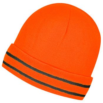 Safety Orange - 5663 Lined Safety Toque - Safety Orange | Safetywear.ca