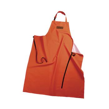 Orange - A30 48 FL Snapper® Apron | Safetywear.ca