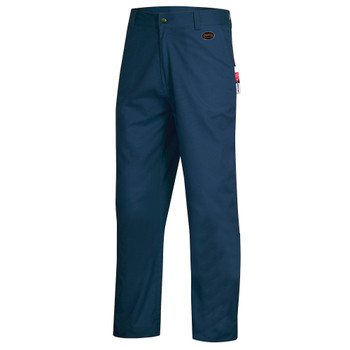 Pioneer 7761 FR-Tech® Flame Resistant/ARC Rated Safety Pants - Navy | SafetyWear.ca