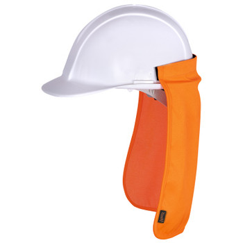 Pioneer 244 Pioneer Hard Hat Sun Shade - Orangee | Safetywear.ca