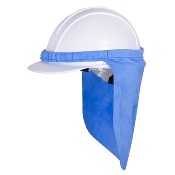 Pioneer 273 Pioneer PVA Cooling Neck Shade - Blue | Safetywear.ca