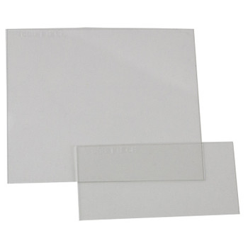 S19451 Sellstorm Clear Cover Plates (Front and Back Set)