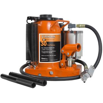 395SHD 30 Ton Air/Hydraulic Bottle Jack   Safetywear.ca
